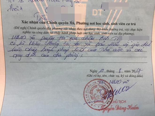 """Vụ phê """"lý lịch xấu"""" ở Hà Nội: """"Xin lỗi dân và cấp lại ngay, giải thích sau"""""""