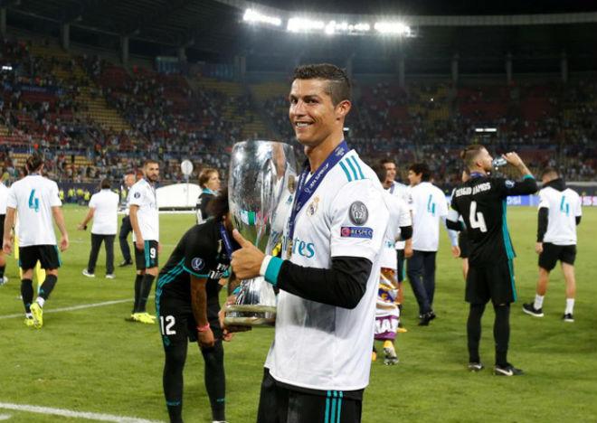 """Real đại chiến Barca: Muốn """"đếm cúp"""", cứ để Ronaldo dự bị - 2"""