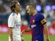 """Bóng đá - Real đại thắng MU, bị xếp """"cửa dưới"""" Siêu kinh điển đấu Barca"""