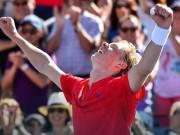 Rogers Cup ngày 3: Cú sốc Del Potro, Nishikori ngã ngựa