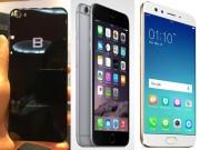 """Thời trang Hi-tech - Những smartphone giá 10 triệu đồng mà Bphone 2017 """"nhìn đã ngán"""""""