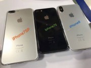 Dế sắp ra lò - NÓNG: iPhone 8, 7s và 7s Plus lần lượt xuất hiện