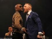 """Thể thao - Boxing tỷ đô: Mayweather """"thả thính"""", McGregor kiêu binh dễ bại"""