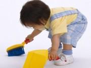 """Giáo dục - du học - Có nên dùng tiền """"thuê"""" con làm việc nhà?"""