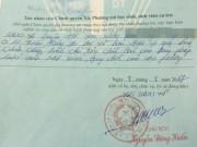 """Tin tức trong ngày - HN: Tân sinh viên bị phê """"lý lịch xấu"""" do chưa đóng tiền nông thôn mới"""