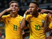 BXH FIFA tháng 8: Brazil hất Đức, đòi lại ngôi vương