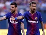 """Bóng đá - Neymar ra đi: Barca """"lão hóa"""", Messi có vô can?"""