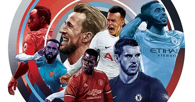 Ngoại hạng Anh trước vòng 1: Lukaku, Morata... 1 tỷ bảng trình làng