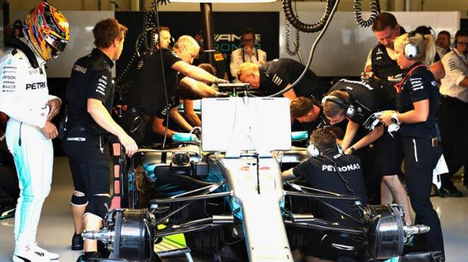 F1, cuộc chiến Mercedes - Ferrari 2017: Những cú đấm vào mạng sườn - 2