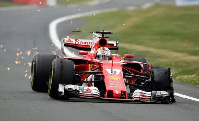 F1, cuộc chiến Mercedes - Ferrari 2017: Những cú đấm vào mạng sườn - 4