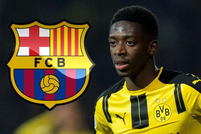 Nóng: SAO Dortmund đồng ý đến Barca, thế chỗ Neymar - 1