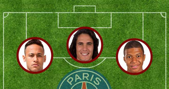 """Đọ tam tấu châu Âu: Messi, Ronaldo phải nể bộ ba """"S-M-L"""" - 2"""