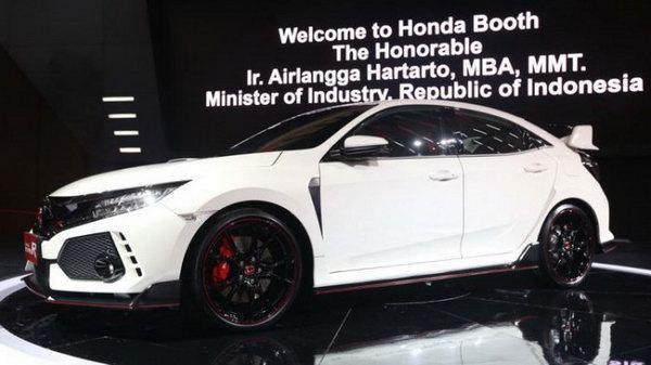 Honda Civic Type R giá từ 1,69 tỷ đồng ở Đông Nam Á - 2