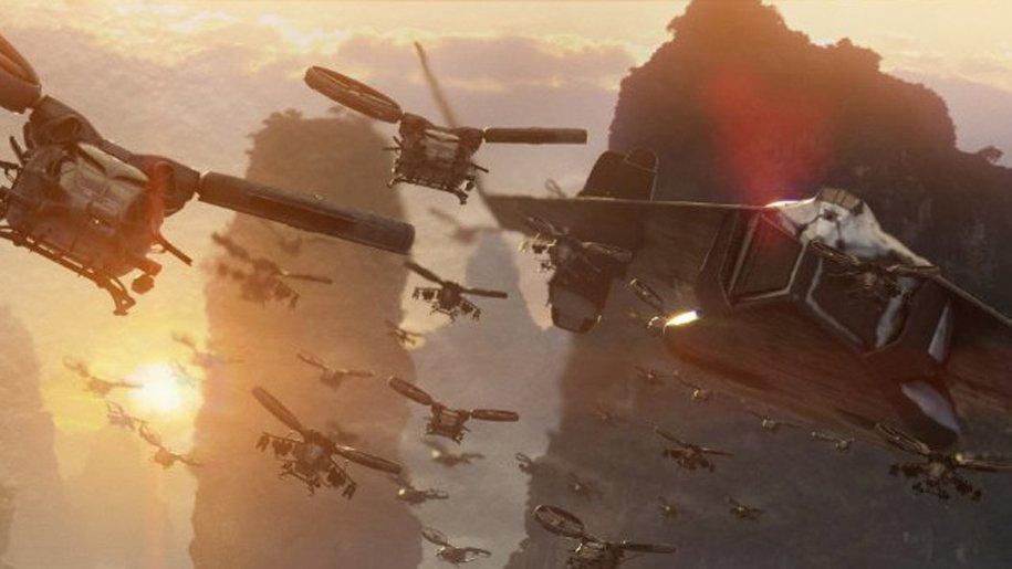 """Chinh phục núi bay có thật trong siêu phẩm """"Avatar"""" - ảnh 3"""