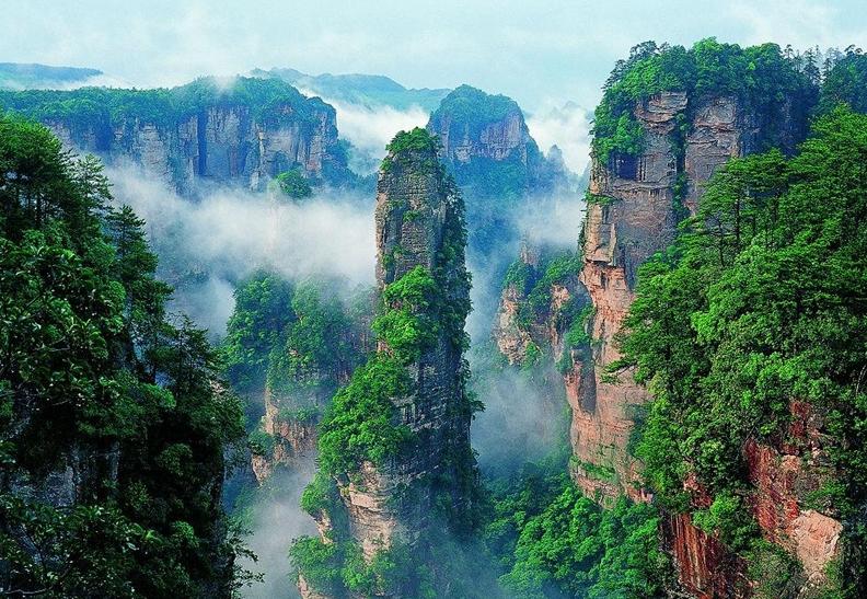 """Chinh phục núi bay có thật trong siêu phẩm """"Avatar"""" - ảnh 6"""