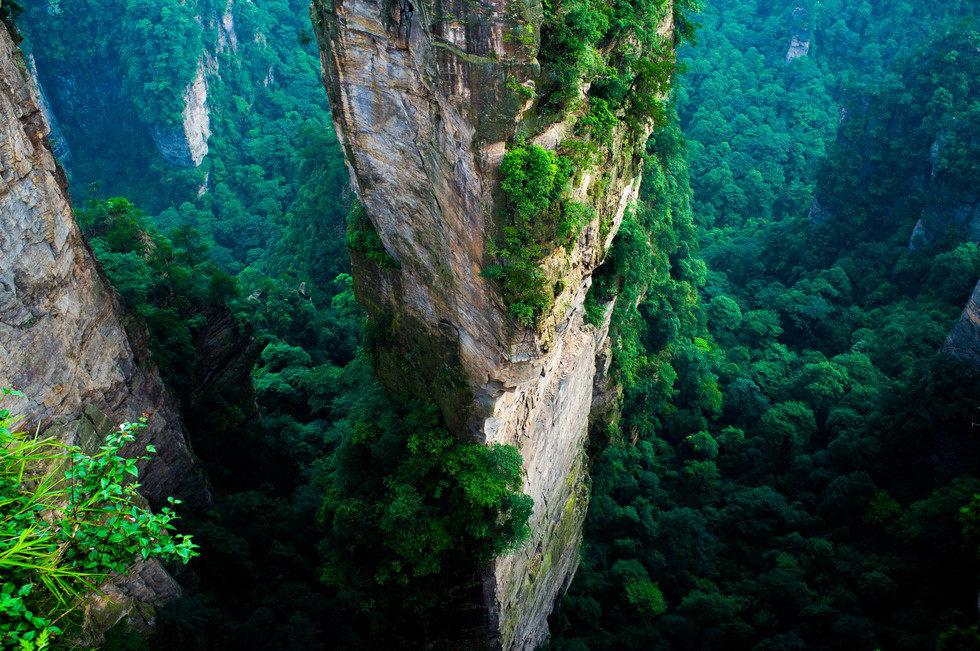 """Chinh phục núi bay có thật trong siêu phẩm """"Avatar"""" - ảnh 7"""