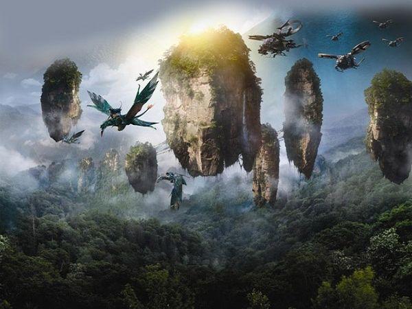 """Chinh phục núi bay có thật trong siêu phẩm """"Avatar"""" - ảnh 2"""