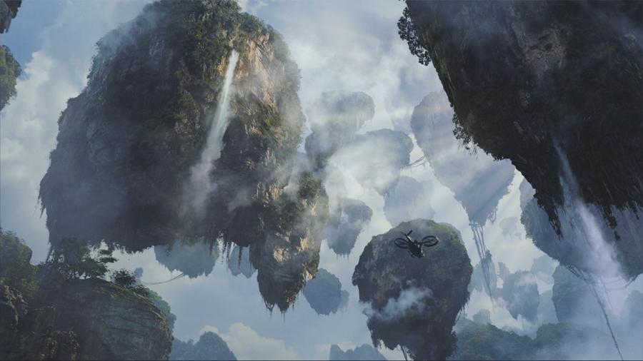 """Chinh phục núi bay có thật trong siêu phẩm """"Avatar"""" - ảnh 8"""