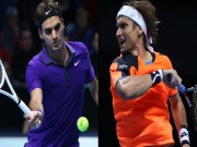 Thể thao - Federer - Ferrer: Ngược dòng ngoạn mục (V3 Rogers Cup)