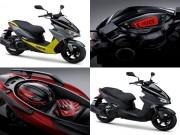 Thế giới xe - Rò rỉ xe ga mới bí ẩn Yamaha B3F