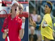 Thể thao - Nadal - Shapovalov: 3 set vỡ tim, cú sốc nghẹt thở (V3 Rogers Cup)