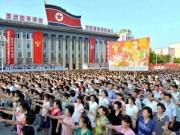 """Thế giới - Triều Tiên dọa thổi bay Mỹ bằng """"5 triệu viên đạn sống"""""""