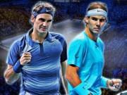 """Thể thao - Nadal thua sốc """"tự bắn vào chân"""": Federer rất gần ngôi số 1"""