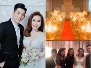 """Tiệc cưới tiền tỷ của chồng cũ Phi Thanh Vân và vợ 3 toàn  """" sao khủng """""""