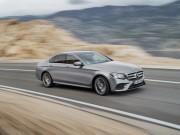 Tư vấn - Mercedes-Benz nâng cấp nhẹ E-Class 2018