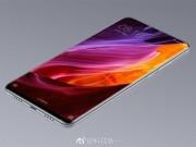 Thời trang Hi-tech - Xiaomi Mi Mix 2 màn hình đẹp không tưởng, giá 17 triệu đồng