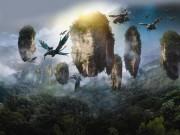 Chinh phục núi bay có thật trong siêu phẩm  Avatar