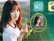 Hướng dẫn dùng ảnh cá nhân làm icon ứng dụng điện thoại