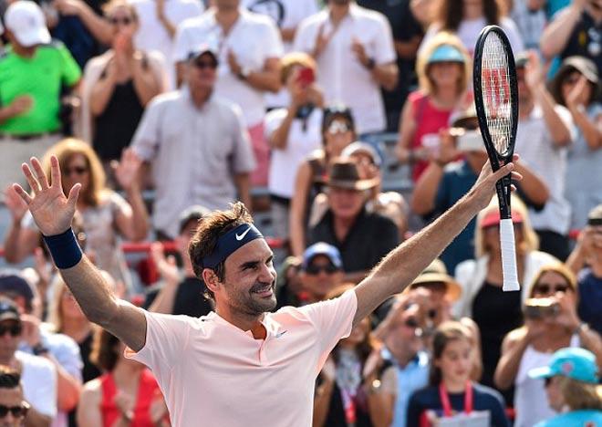 Federer - Agut: Lần thứ 7 choáng váng (Tứ kết Rogers Cup) - 1