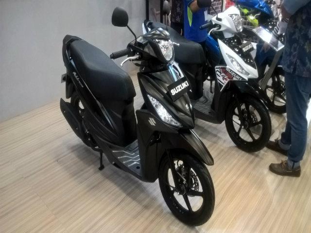 Phát thèm Suzuki Address bản đặc biệt, giá 26,8 triệu đồng