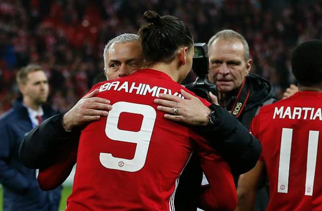 Mourinho tuyên bố MU vô địch Ngoại hạng, 100% đàm phán với Ibra - 2