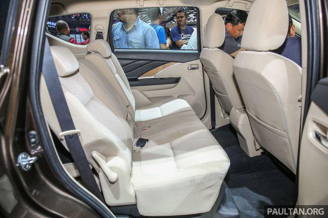 MPV cỡ nhỏ giá rẻ Mitsubishi Xpander chính thức ra mắt - 4