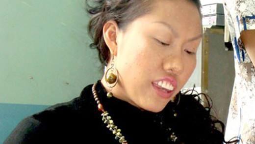 Choáng với tạo hình răng vẩu, ngọng líu lô của các người đẹp màn ảnh Việt - ảnh 3