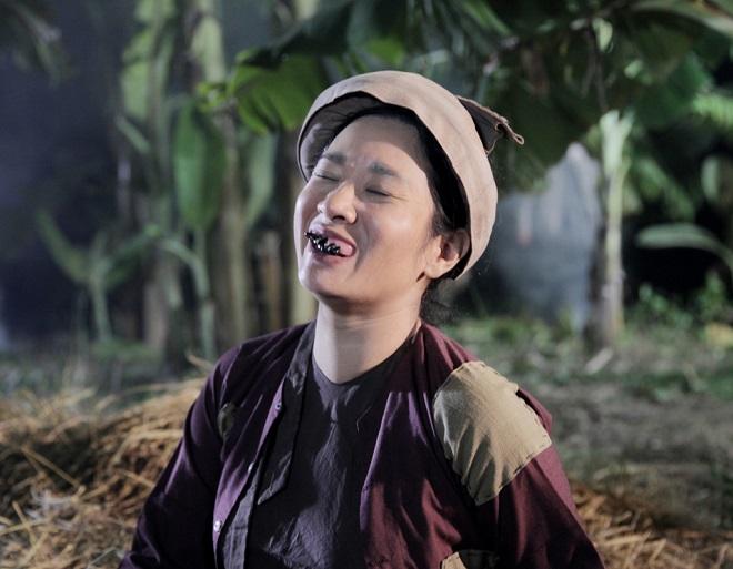 Choáng với tạo hình răng vẩu, ngọng líu lô của các người đẹp màn ảnh Việt - ảnh 10