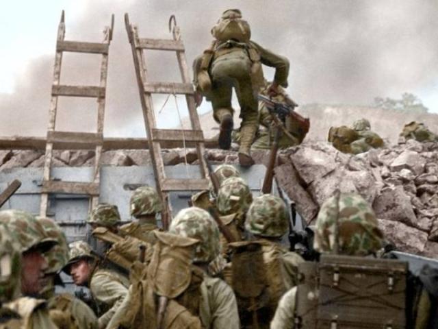 Trận thua bất ngờ của Mỹ trước quân TQ ở Triều Tiên