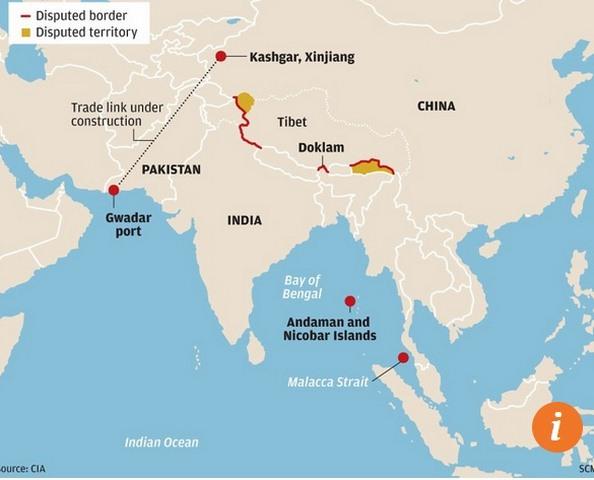 Trung Quốc - Ấn Độ đều đã sẵn sàng cho chiến tranh - 1