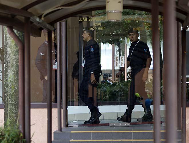 U22 Việt Nam được bảo vệ như siêu VIP ở Malaysia - 4