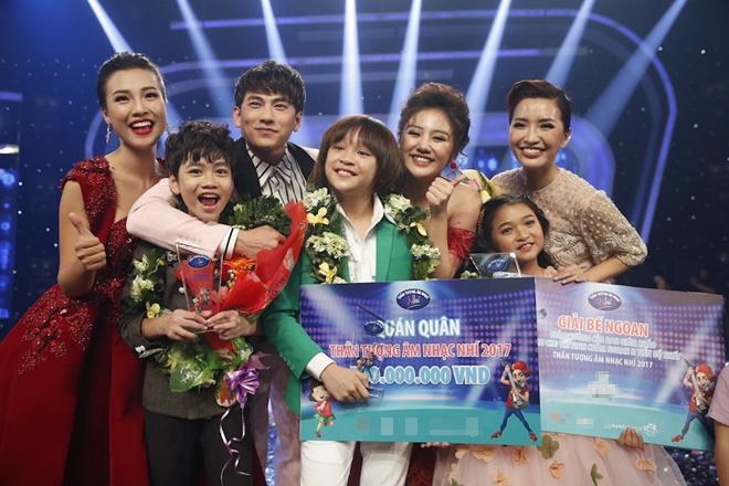 Quán quân Vietnam Idol Kids 2017: Không muốn trở thành Phương Mỹ Chi - ảnh 3