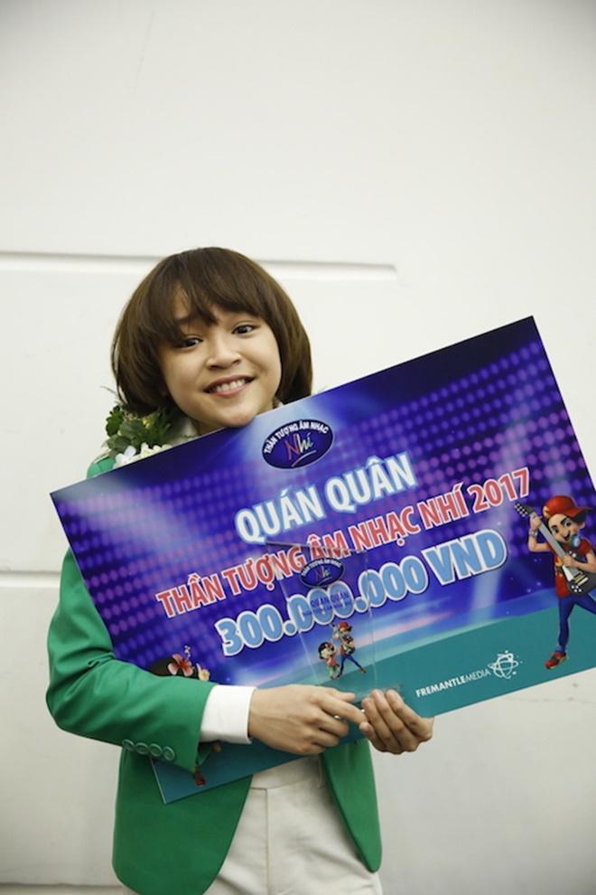Quán quân Vietnam Idol Kids 2017: Không muốn trở thành Phương Mỹ Chi - ảnh 1
