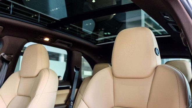Porsche Cayenne Platinum Edition giá 5,3 tỷ đồng tại Việt Nam - ảnh 3