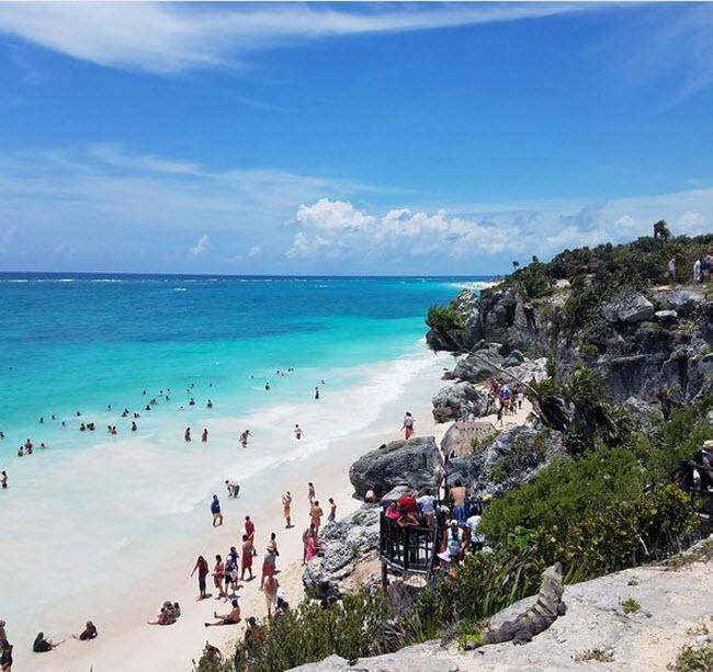Những điểm du lịch nổi tiếng bị đe dọa vì quá đông du khách - ảnh 4
