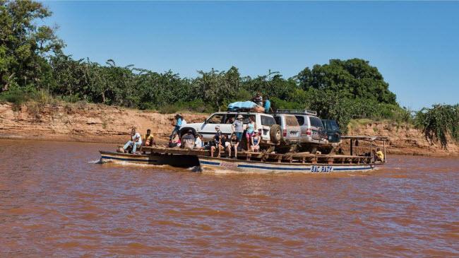 Kỳ quan rừng đá ít người có thể tới ở Madagascar - ảnh 3