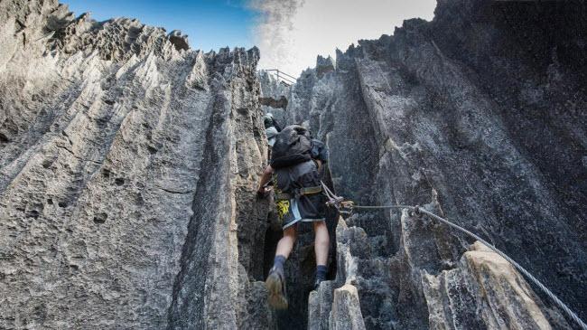 Kỳ quan rừng đá ít người có thể tới ở Madagascar - ảnh 6