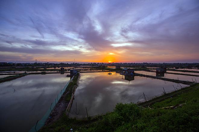 Về Đồng Châu xem cào ngao, ngắm hoàng hôn hoang hoải bên bờ biển hoang sơ - ảnh 2