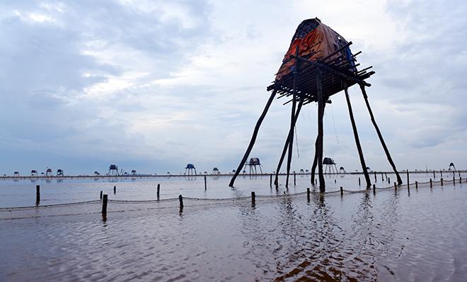 Về Đồng Châu xem cào ngao, ngắm hoàng hôn hoang hoải bên bờ biển hoang sơ - ảnh 1
