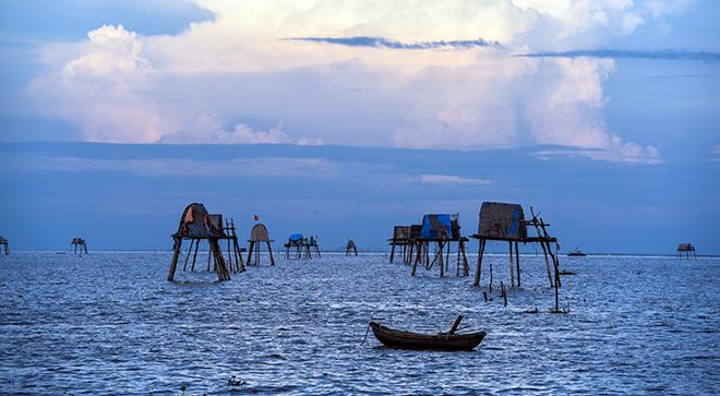 Về Đồng Châu xem cào ngao, ngắm hoàng hôn hoang hoải bên bờ biển hoang sơ - ảnh 5
